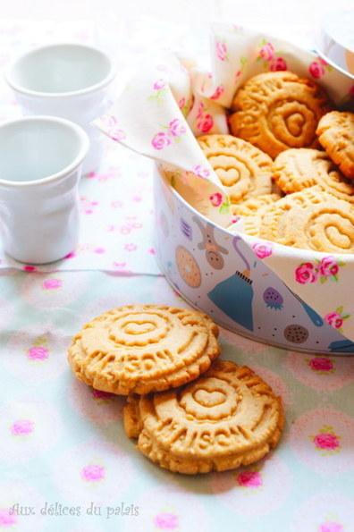 Biscuits à la purée de sésame (Tahiné) | Gâteaux algériens modernes & traditionnels | Scoop.it