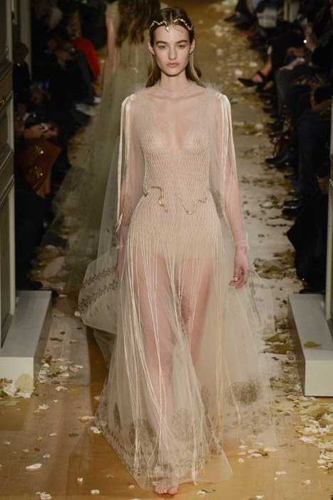 SS16 COUTURE Valentino | Beauty, Fashion & Photography | Scoop.it
