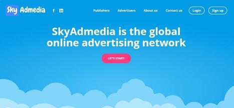 SkyAdMedia Review : Online CPM Advertising Network | Website | Scoop.it