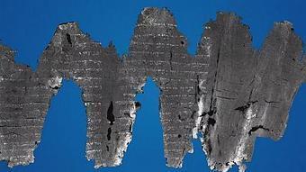 Des rouleaux bibliques endommagés reconstruits en 3D | 16s3d: Bestioles, opinions & pétitions | Scoop.it