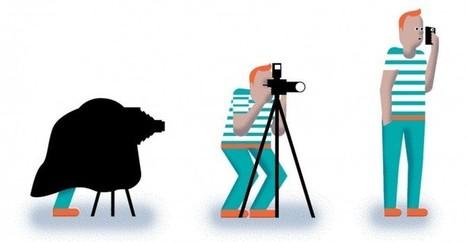 L'image conversationnelle. Les nouveaux usages de la photographie numérique | Educommunication | Scoop.it