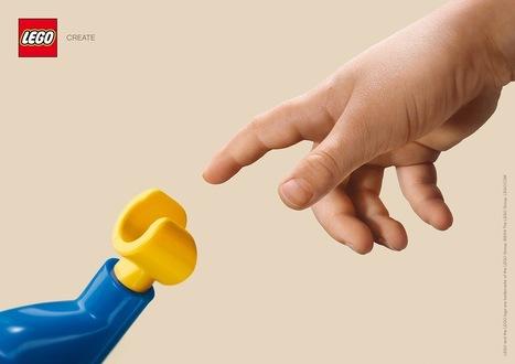LEGO Sweden: Create | ■Marketing Creativo - ADV - Campaign | Scoop.it