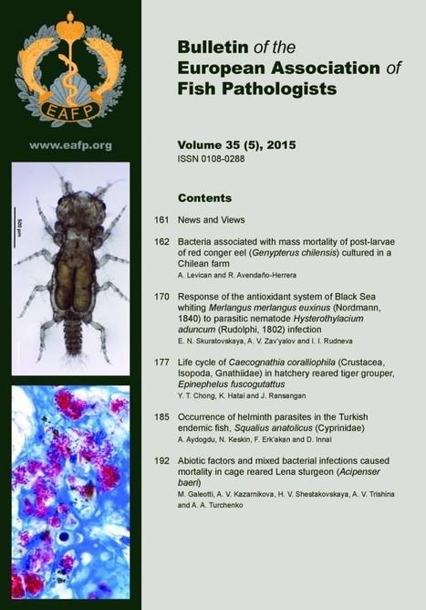 European Association of Fish Pathologists | Bulletin Contents 35(5) | Aquaculture Directory | Scoop.it