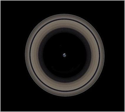 La Tierra con los anillos de Saturno | Microsiervos (Ciencia) | GeeKeando | Scoop.it