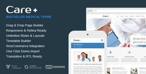 Care v4.0 - Medical and Health Blogging Wordpress Theme - Yocto Templates | YOCTO WordPress Themes & Plugins | Scoop.it