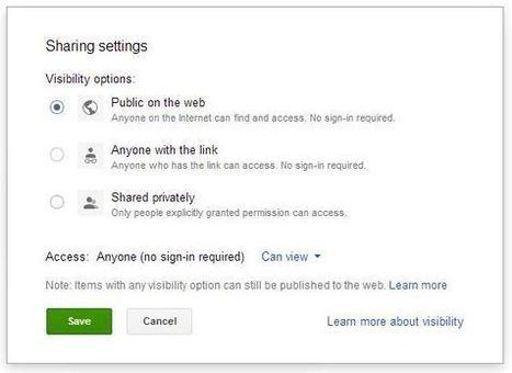 How to host a website on Google drive | Crounji | Scoop.it