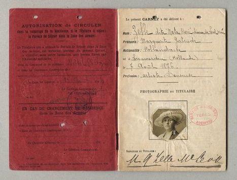 7 août 1876 naissance de Mata Hari | Racines de l'Art | Scoop.it
