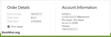 Godaddy coupon .COM chỉ 2.95$ - Tháng 1/2015 » Thanh Thai Blog | Sức khỏe Sinh sản -  Phụ Khoa | Scoop.it