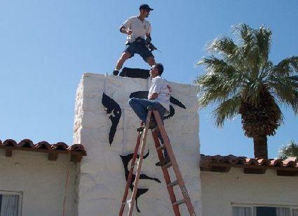 Elvis Left The Building And So Did the Artwork | Elvis Presley Home in Palm Springs | Scoop.it