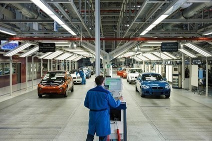 BMW i3 Production Starts In Leipzig, Germany   Sustain Our Earth   Scoop.it