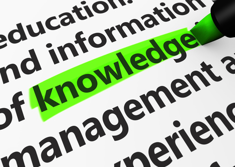 4 Tips for Building an Effective Knowledge Management Program | KnowledgeManagement | Scoop.it