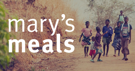 What We Do | Mary's Meals | Nonprofit website design | Scoop.it