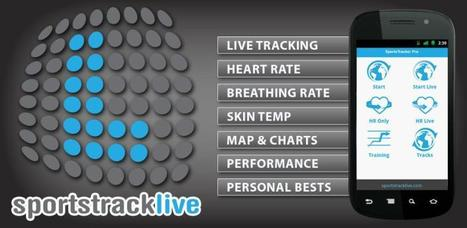SportsTracker (by STL) - AndroidMarket | Android Apps | Scoop.it