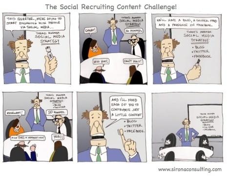 [Humour] Des volontaires pour faire le community manager ?   Social Media Curation par Mon Habitat Web   Scoop.it