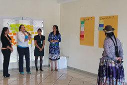 Las mujeres de América Latina tienden puentes electorales, cambiando el estatus quo político | El Salvador | Scoop.it