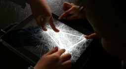 Thicket: An audiovisual playground for your iPad | Technology and Gadgets | Scoop.it