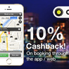 Earn  10% Ola Money  On Taxi Travel In Pune.