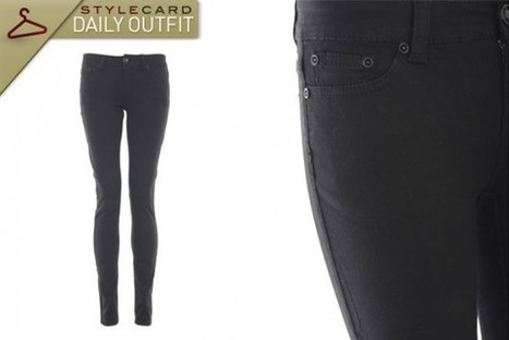 Daily Outfit: Jean Genie | StyleCard Fashion Portal | StyleCard Fashion | Scoop.it