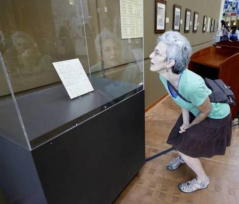 Stand Watie's Civil War treaty on display in Oklahoma City | Southmoore AP United States History | Scoop.it