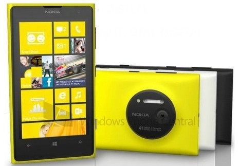 Nokia Lumia 1020 Specifications Revealed | Suleman H Khan | Scoop.it