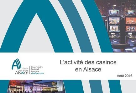 L'activité des casinos en Alsace | Clicalsace | Le site www.clicalsace.com | Scoop.it