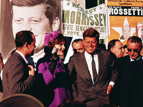 How JFK Fathered The Modern Presidential Campaign | Civics | Scoop.it