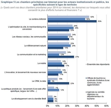 1ers résultats de l'Observatoire des Décideurs de l'eTourisme ! - Etourisme.info | Veille Etourisme de Lot Tourisme | Scoop.it