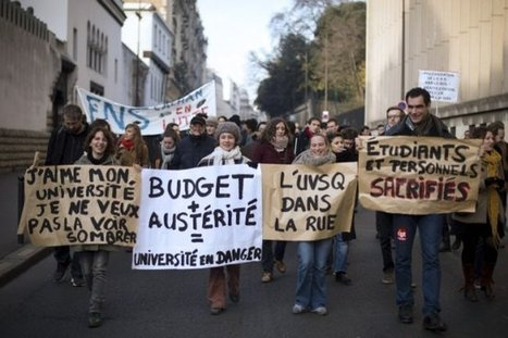 Coordination nationale des universités, ce week-end à Lyon | Enseignement Supérieur et Recherche en France | Scoop.it