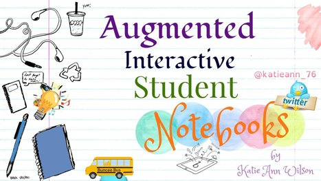 Augmented Interactive Student Notebooks | Strictly pedagogical | Scoop.it