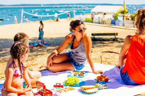 Une journée entre mamans avec les enfants à Lège Cap Ferret - Les vraies vacances à Lège-Cap Ferret | Le Bassin d'Arcachon | Scoop.it