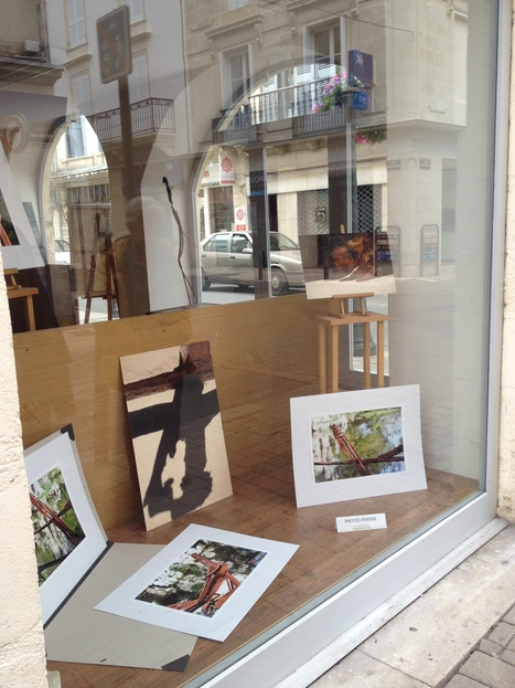 Exposition de Perrine Degris, photographe, au 27 rue Victor Hugo | Vitrines d'art à Sainte Foy la Grande - 2013 | Scoop.it