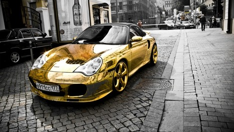 Gridlock and Gold Porsches - An FP Slide Show | ECONOMY & Transparency | Scoop.it
