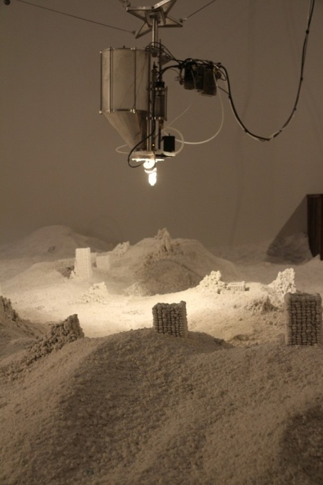 3ders.org - Salt, 3D printer, and hot water bathing | 3D Printer News & 3D Printing News | DigitAG& journal | Scoop.it