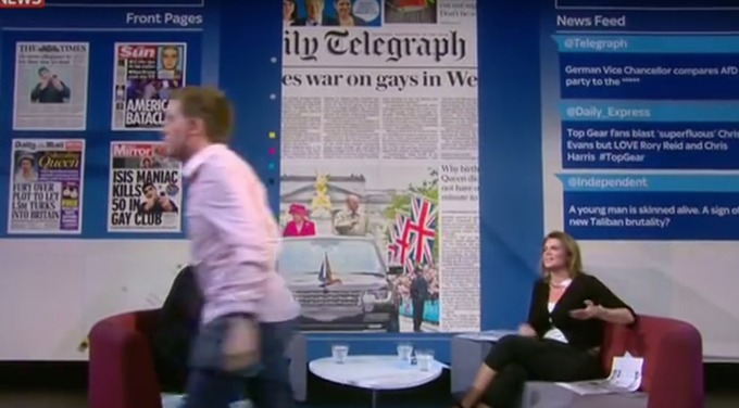 Owen Jones walks off show after hosts deny Orlando attack was homophobic (VIDEO) | real utopias | Scoop.it