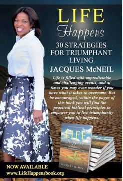 Los Angeles Author and Motivational Speaker, Jacques McNeil,<br/>Offers Hope For Times Of Unpredictable Life Events in New Book | Rankgeek | Scoop.it