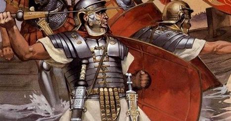 Los legionarios en el Alto Imperio Romano | LVDVS CHIRONIS 3.0 | Scoop.it