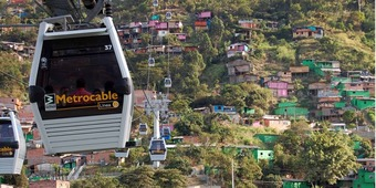 """The Metamorphosis of Medellin: Once Most Dangerous, Now """"Most Innovative City"""" 
