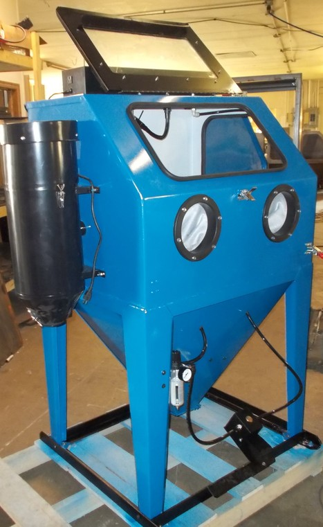 Bead Blasting Cabinet at Best Market Prices | Badboy Blasters Inc. | Social Media Marketing | Scoop.it