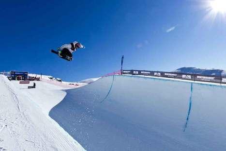Promising start for Kiwi skiers | New Zealand SportCatcher | Scoop.it