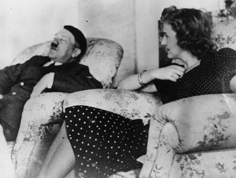 Unity Mitford: The British socialite who fell for Adolph Hitler | World at War | Scoop.it