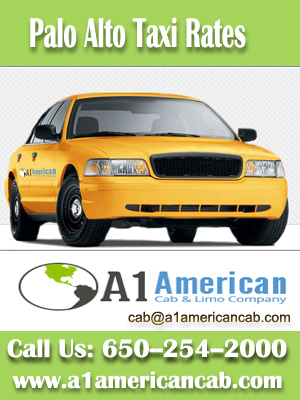 Best Palo Alto Taxi Rates Bay Area CA | Mountain View Taxi Cab Services | Scoop.it