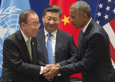 COP21 : la Chine et les États-Unis ratifient l'accord de Paris sur le climat   Contexte énergétique   Scoop.it