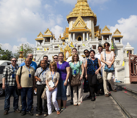 IU Northwest Weekend MBA students travel to Thailand for lessons in ... - IU Northwest (press release) | Ajarn Donald's Educational News | Scoop.it