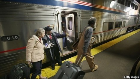Why don't Americans ride trains? | Transportation Station | Scoop.it
