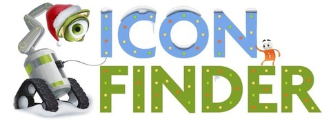 Icon Search Engine | Iconfinder | omnia mea mecum fero | Scoop.it