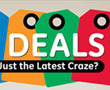 Infographic: Are Deals Sites Here to Stay or Just the Latest Craze? - The Atlantic | Ed-fographics | Scoop.it