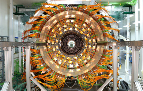 CERN scientists may have set new man-made heat record: 9.9 trillion degrees Fahrenheit | Astronomy Domain | Scoop.it