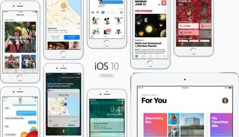 [Apple] Download The Public Beta Of iOS 10, From Here | Technology | Scoop.it
