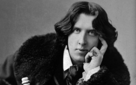 Literary success? Don't give up the day job, advised Oscar Wilde in newly discovered letter | Dandyism | Scoop.it
