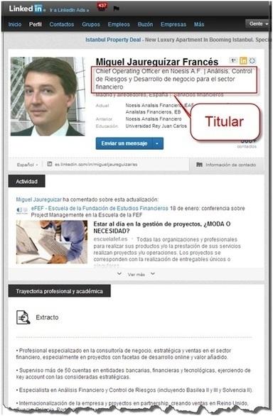 El nuevo perfil profesional de LinkedIn: Cómo optimizarlo | Social Media Today | Scoop.it